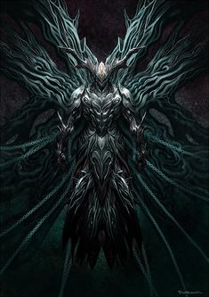 thanatos by kamiyamark.deviantart.com on @DeviantArt