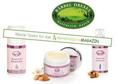 Wer testet für uns drei hochwertige Produkte aus der Power-Lift Pflege-Serie von Bärbel Drexel? Ausschreibung vom 24.03.2015-31.03.2015. Mehr Infos hier: http://www.abnehmguru-magazin.de/baerbel-drexel/