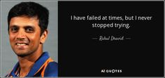 Rahul Dravid and his pearls of wisdom from the 6th Dilip Sardesai ...