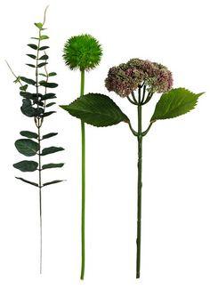 Kwiat sztuczny EJNER W44cm mix   JYSK