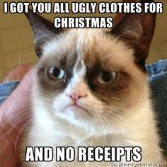 Hahaha! #Grumpy Cat