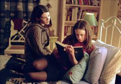 One of the best for me: Gilmore Girls. <3