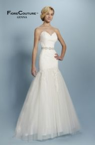 Fiore Couture Wedding Dresses - Style Genna BP-13