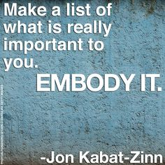 From my Leading Mindfully partner Jon Kabat-Zinn, who led a meditation session each morning at #Davos. #wef15