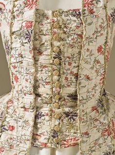 Robe a la francais 1770