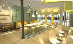 mobiliario de cafeteria de diseño - Buscar con Google