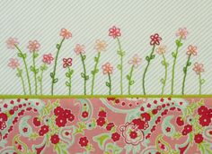 Auction #5 Best Buds PatternTester - Pretty by Hand -