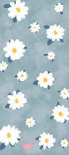 Simple Iphone Wallpaper, Cute Pastel Wallpaper, Flower Phone Wallpaper, Cute Patterns Wallpaper, Minimalist Wallpaper, Graphic Wallpaper, Iphone Background Wallpaper, Aesthetic Pastel Wallpaper, Kawaii Wallpaper