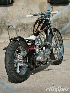 Factory Metal Work's 1966 Triumph 500