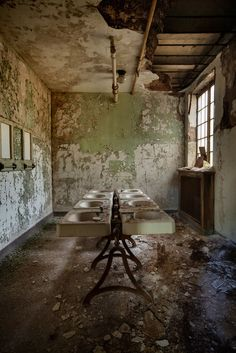 Wash Room - Photo of Connecticut Valley Hospital