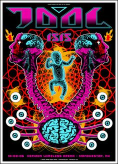 Tool <3 An American rock band formed in 1990