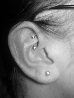 Image detail for -Ear Piercings | Black Hole Body Piercing