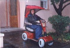 Diestco WeatherBreaker Canopies are designed for individuals that rely on a power wheelchair or scooter to be in the outdoors such as for shopping and going to church. Canopy is universal and mounting instructions are provided on the website. Designed to protect individuals from the sun and the rain. 3 different models available and their are multiple colors to choose from. Detailed instructions on how to mount the product to a specific wheelchair can be requested upon ordering