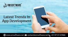 Latest Trends In App Development Mobile App Development Companies, Latest Trends, Technology, Tech, Tecnologia