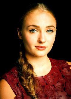 Sophie Turner At Xbox VIP Lounge At SDCC 2014