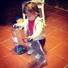 Garrafoes com tampas Activities For Babies