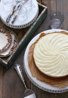 Dulce de Leche Banana Cake
