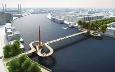Los diseños más extravagantes para el nuevo puente peatonal de Londres