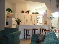 Kitchen and Family Room #disney #rental #vacation http://www.homeaway.com/vacation-rental/p236453