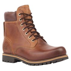 Timberland - Earthkeepers® Rugged 6-Inch WP Plain Toe Boot Homme