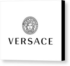 5426afee Versace Canvas Print by Aaron De Wulf. All canvas prints are professionally  printed, assembled