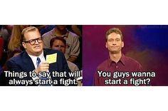 """18 """"Whose Line Is It Anyway?"""" Moments That'll Always Make Us Laugh"""