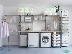 Laundry room cabinets get inspired by our laundry room storage ideas and designs. Allow us to help you create a functional laundry room with plenty of storage and wall cabinets that will keep your laundry. Laundry Room Shelves, Laundry Room Cabinets, Laundry Area, Laundry Room Organization, Laundry Room Storage, Small Laundry, Laundry Room Design, Storage Spaces, Storage Ideas