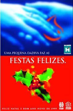 Campanha de Promoção da Dádiva de Sangue - Natal (1999)