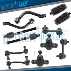 Detroit Axle (DetroitAxle) on Pinterest