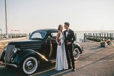 Wisdom - Vintage Wedding Cars Vintage Wedding Car - Photography by Lev KupermanVintage Wedding Car - Photography by Lev Kuperman Sunset Wedding, Wedding Car, Wedding Pics, Dream Wedding, Wedding Stuff, 1930s Wedding, Wedding Ideas, Vintage Weddings, Wedding Vintage
