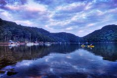 Pittwater Reflections