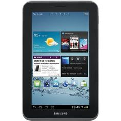 """Get this Samsung GALAXY Tab 2 8GB 7"""" Touchscreen Android Tablet FREE with the purchase of select Samsung Televisions - See 'Promotions' on our site for details."""