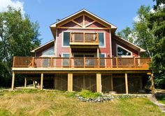 HSC Lifestyles Lottery Grand Prize Cottage Front Exterior