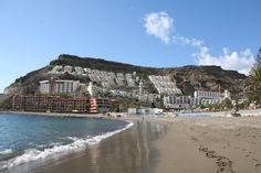 Spain, Canarias, Gran Canaria, Playa del Cura
