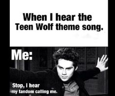 Teen Wolf Theme Song Fandom