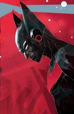 Batman Beyond by Christian Ward