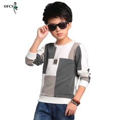 Nice OFCS New Leisure Children's Clothes Kids Boy Spring Check Long-Sleeved Jacket Sweater Knitting Children Squares Sweater 5-17 Age - $ - Buy it Now! Check more at https://kidshopglobal.com/kids-and-baby-shop-online/childrens-clothing/boys-clothing/boys-sweaters/ofcs-new-leisure-childrens-clothes-kids-boy-spring-check-long-sleeved-jacket-sweater-knitting-children-squares-sweater-5-17-age/