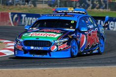 Australian V8 Supercars, Ford V8, Cars Series, Ford Falcon, Coffee Lover Gifts, Best Series, Cars Motorcycles, Touring, Race Cars
