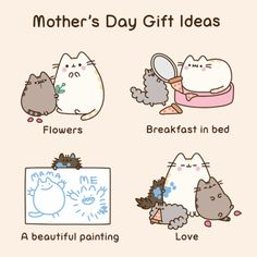 Images and videos about gif, pusheen and happy mothers day on we heart it - Chat Pusheen, Pusheen Love, Pusheen Gifts, Pusheen Stuff, Pusheen Stormy, Image Chat, Nyan Cat, Happy Mothers Day, Funny Mothers Day
