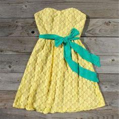 Spanish Moss Dress. Isn't this dress super cute