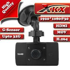 2014 New Case 2.7 Inch  WHD 4PCS IR FullHD1920x1080 30FPS Car Dvr Camera Video Recorder Box H.264 HDMI Free Shipping G6W  $64.00 - 88.00