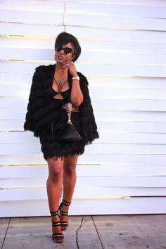 Zahra of Buy Own Spend Shop in the Joa Let's Hang Fringe Skirt || Get the skirt: http://www.nastygal.com/product/joa-lets-hang-fringe-skirt?utm_source=pinterest&utm_medium=smm&utm_term=ngdib&utm_content=nasty_gals_do_it_better&utm_campaign=pinterest_nastygal