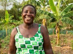 Juliana in Ghana