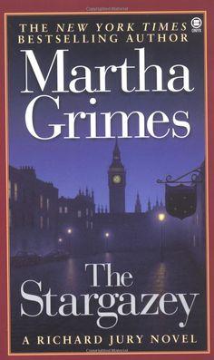 The Stargazey (Richard Jury Mystery): Martha Grimes