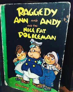 Cant get enough of al the cute vintage childrens books. Dealer 189. #vintagebook #raggedyann #vintage #vintgestore #temecula #temeculaantiques #oldtowntemecula