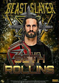 Wwe Seth Rollins, Seth Freakin Rollins, Wrestling Stars, Wrestling Wwe, Aj Styles, Seth Rollins Wallpaper, Messi Vs, Wwe Superstar Roman Reigns, Wrestlemania 35