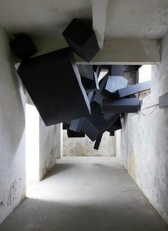 Montreal based artist Greg Doble