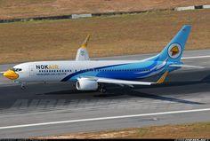 NOK AIR Boeing 737-86J @ HKT