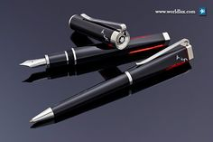 Mont Blanc Franz Kafka limited edition. Pure beauty...