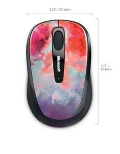 Wireless Mobile Mouse 3500 Limited Edition Artist Series